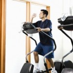 Elliptical trainers won't increase bone density on their own.